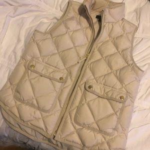 JCrew vest OBO